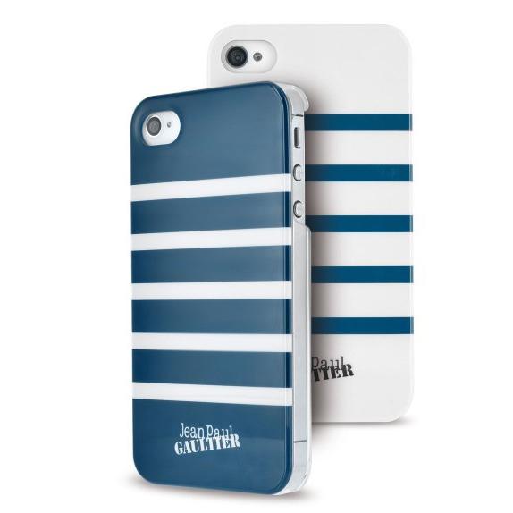 Дизайнер Жан-Поль Готье сделает владельцев  iPhone  настоящими «морскими волками»