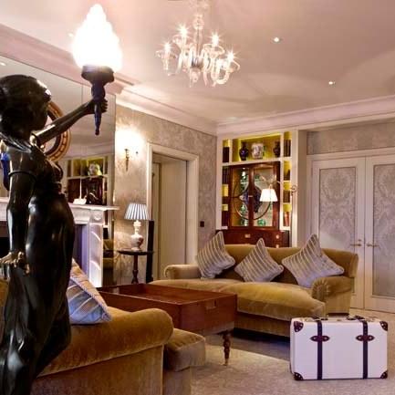 Туманный Альбион распахнул двери новой роскошной гостиницы London Edition