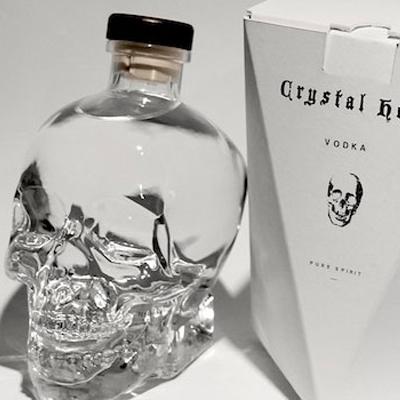 Эксклюзивная водка Crystal Head от актёра Дэна Эйкройда