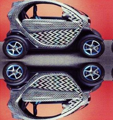 Стильный электрокар от Renault за $134.000