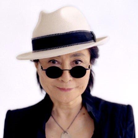 Элегантные украшения Swarovski от Йоко Оно