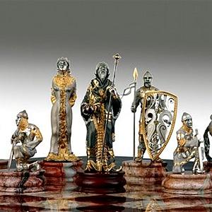 Драгоценные шахматы из сказки