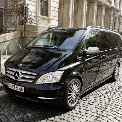 Харизматичный автодизайн для Mercedes Viano
