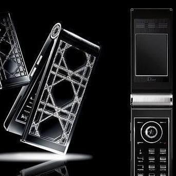 Стильный мобильный телефон от Dior за £78.000