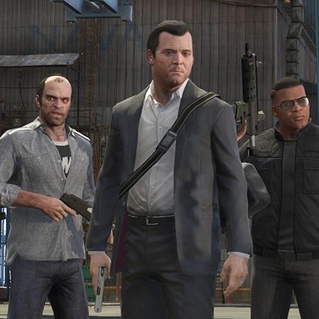 GTA 5: самая дорогая видеоигра в мире