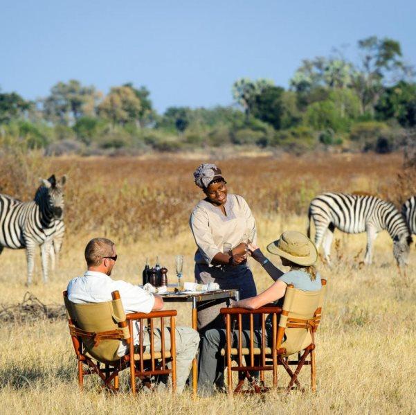 Лучший отель планеты находится в сердце Африки