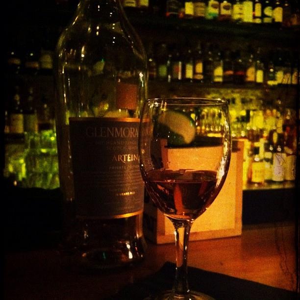 Glenmorangie Artein – виски с «каменным» происхождением