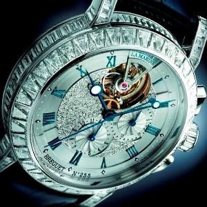 Часы с королевским турбийоном от компании Breguet