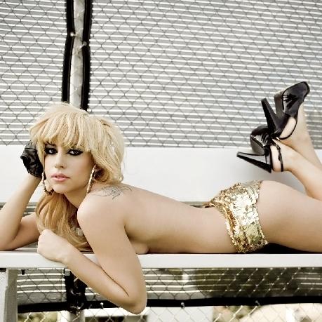 Леди Гага мечтает о кожаных трусах, как у Елены Голицыной
