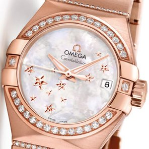 Звездный час дамских хронометров от Omega