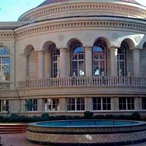 Дворец главного чеченца Рамзана Кадырова обошелся казне в $331.000.000