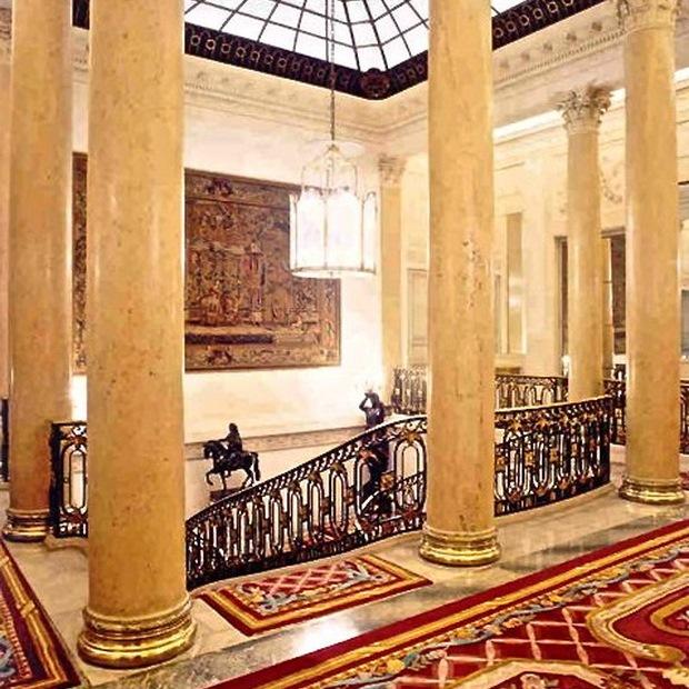 Продаётся частный дворец в Париже за $50.000.000