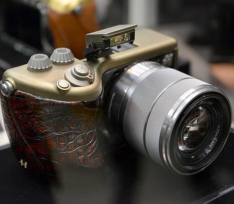Роскошная фотокамера от Sony