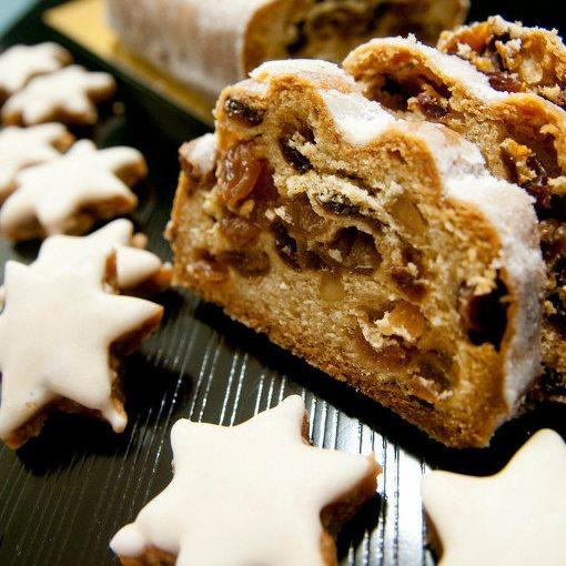 Драгоценный Рождественский пирог едет из Италии в Россию