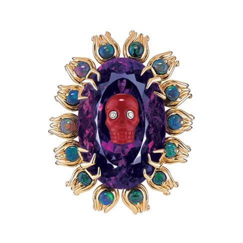 Драгоценная коллекция Dior для «готов»