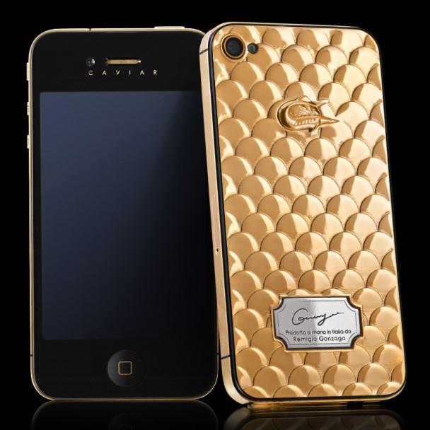 iPhone для VIP-персон от компании Caviar