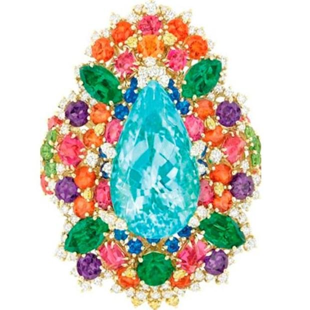 Новая роскошная коллекция от Dior