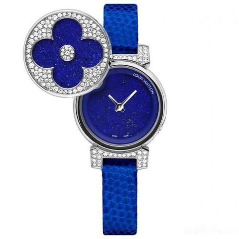 Элегантный и роскошный женский хронометр от Louis Vuitton