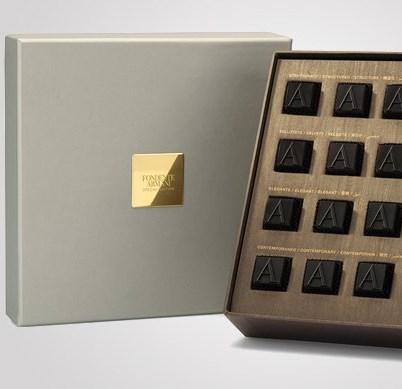 Эксклюзивная коллекция шоколадных конфет от Джорджио Армани