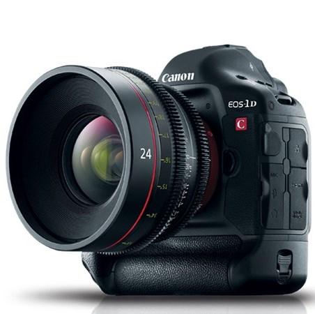Роскошная фотокамера от Canon за $15.000