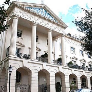 На продажу выставлен самый дорогой старинный дом в Лондоне стоимостью £34.000.000