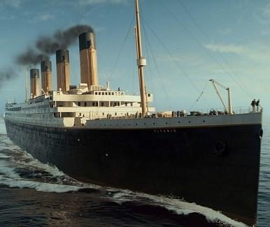 В Китае собираются строить новый «Титаник» стоимостью $165.000.000