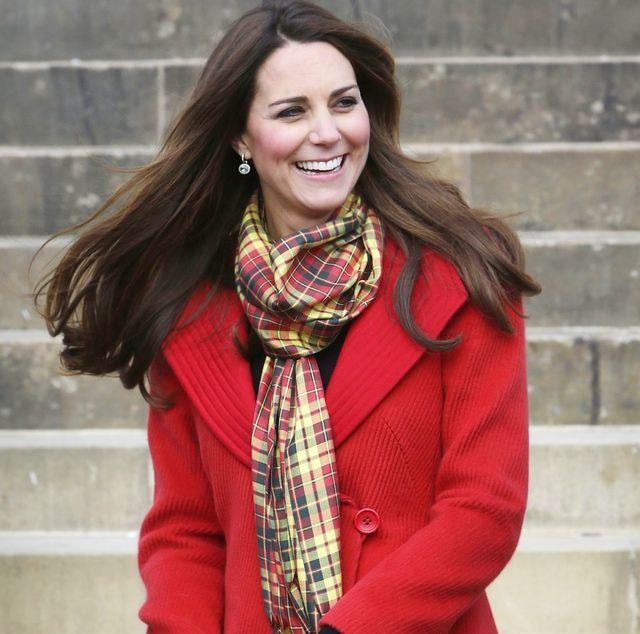 Герцогиня Кейт Миддлтон делится своими лучшими моделями пальто