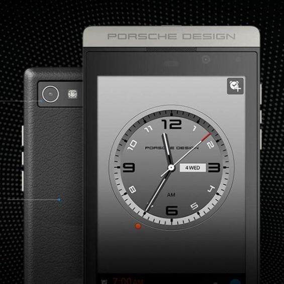 Знаменитые бренды Porche и BlackBerry «родили» на свет смартфон