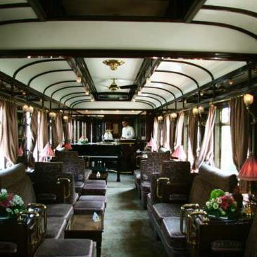 Orient Express – роскошный поезд с «богатым багажом истории»