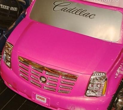 Дочь Бейонсе и Jay-Z получила в подарок собственный автопарк