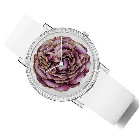 Уникальная «розовая» серия драгоценностей от Piaget Rose Passion