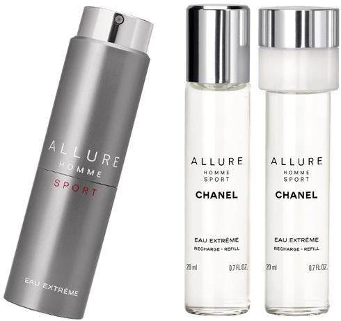 Мужской аромат от Chanel в мини-флаконах