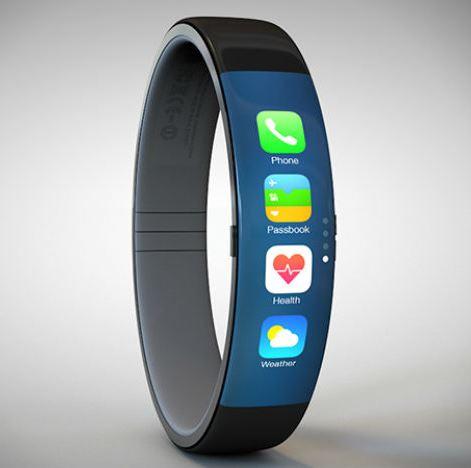 iWatch – умные часы от Apple