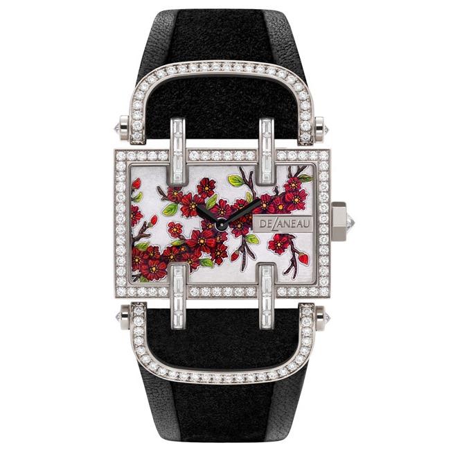 Роскошные дамские часы на День Валентина