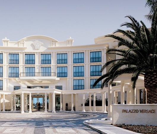 Топ-5: лучшие отели брендовых модных домов