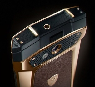 Стильный смартфон Antares от Тонино Ламборгини