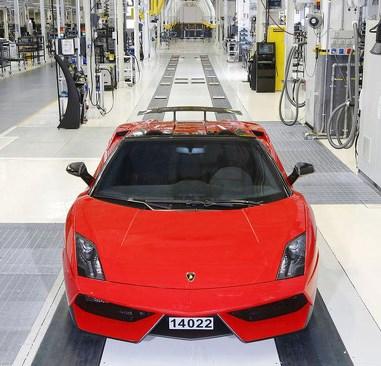 Снимают с производства знаменитый Lamborghini Gallardo