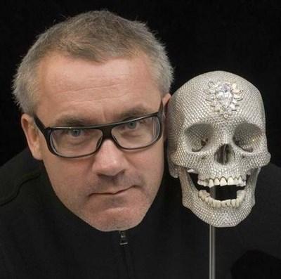 Драгоценный череп Дэмиена Херста