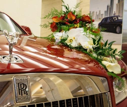 Для милых дам: подарки от Rolls-Royce