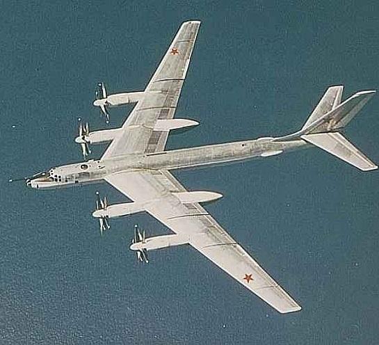 Боевой советский самолет Ту-95МС продается на eBay за $3.000.000
