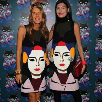 Платья из весенней коллекции Prada воспевают женскую красоту и силу искусства