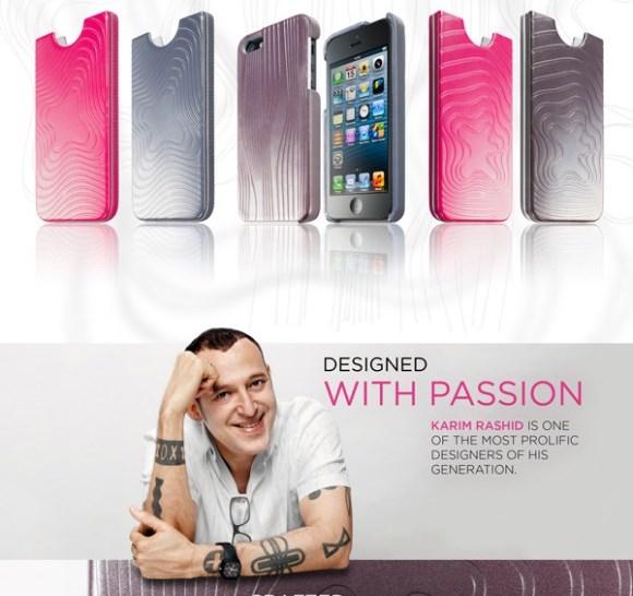 Дизайнера Карима Рашида попросили «приодеть» iPhone и Samsung Galaxy