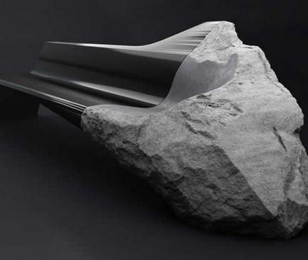 Стать обладателем карбоново-вулканического дивана Peugeot можно за $ 186.000