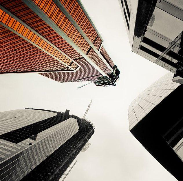 Самое высокое здание Европы находится в Москве