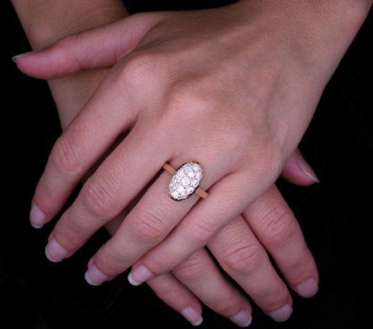 Знаменитый ювелирный бренд создал обручальное кольцо Беллы из «Сумерек»