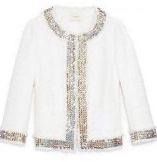 Стильная одежда дизайнера Кейт Спейд, украшенная кристалами Swarovski