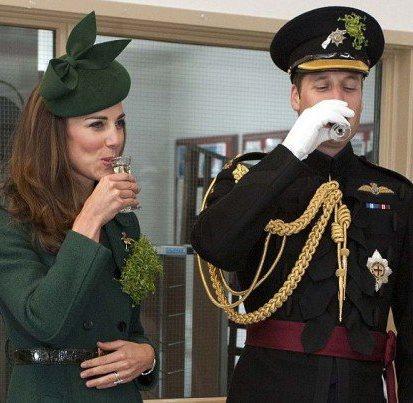 Принц Уильям развеял слухи о беременности Кейт Миддлтон