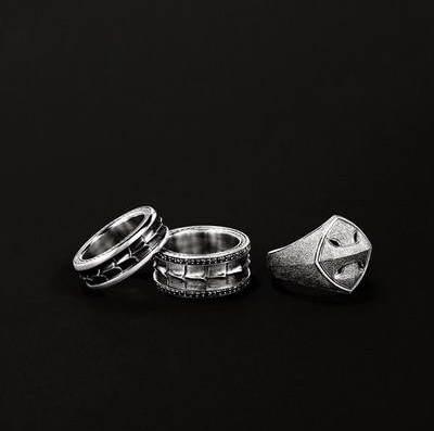 Лучшие мужские ювелирные изделия от David Yurman