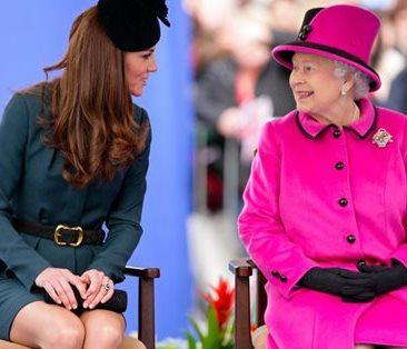 «Королевская» коррекция имиджа герцогини Кейт Миддлтон