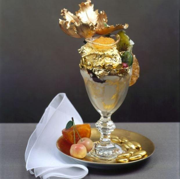 Состоятельные лакомки могут попробовать мороженое стоимостью в $1.000